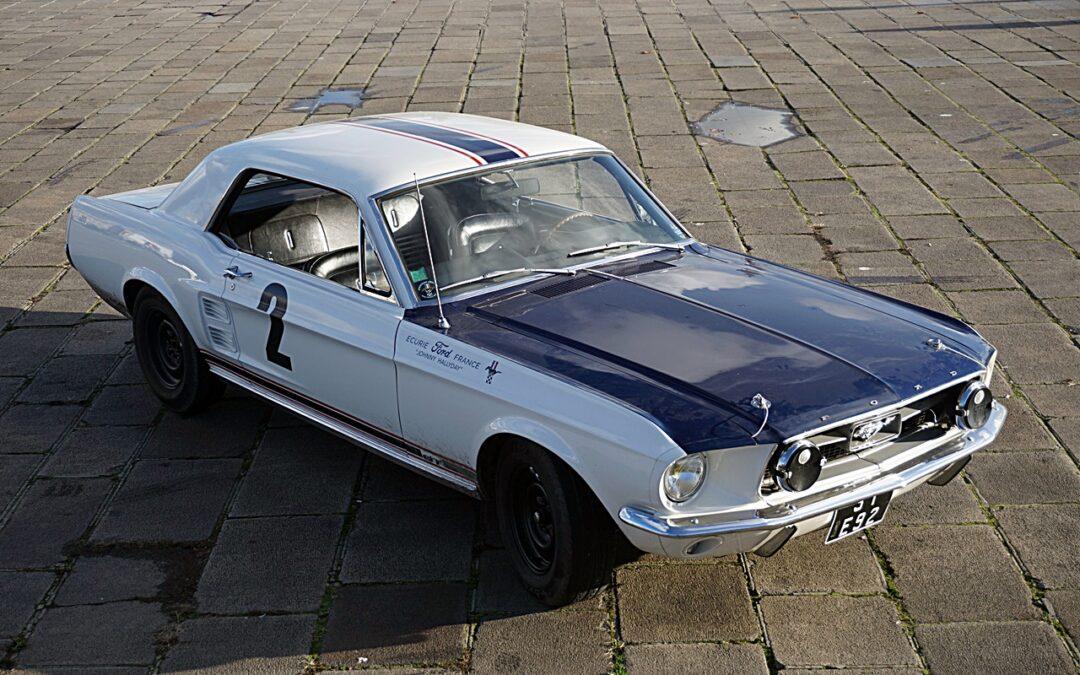 Ford Mustang Gr.1 67 – Cette voiture là mon vieux, elle est terrible !