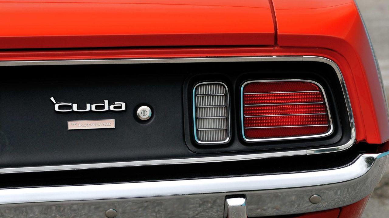Plymouth HemiCuda 1971 - Cette fois elle sort pas de conteneur ! 1