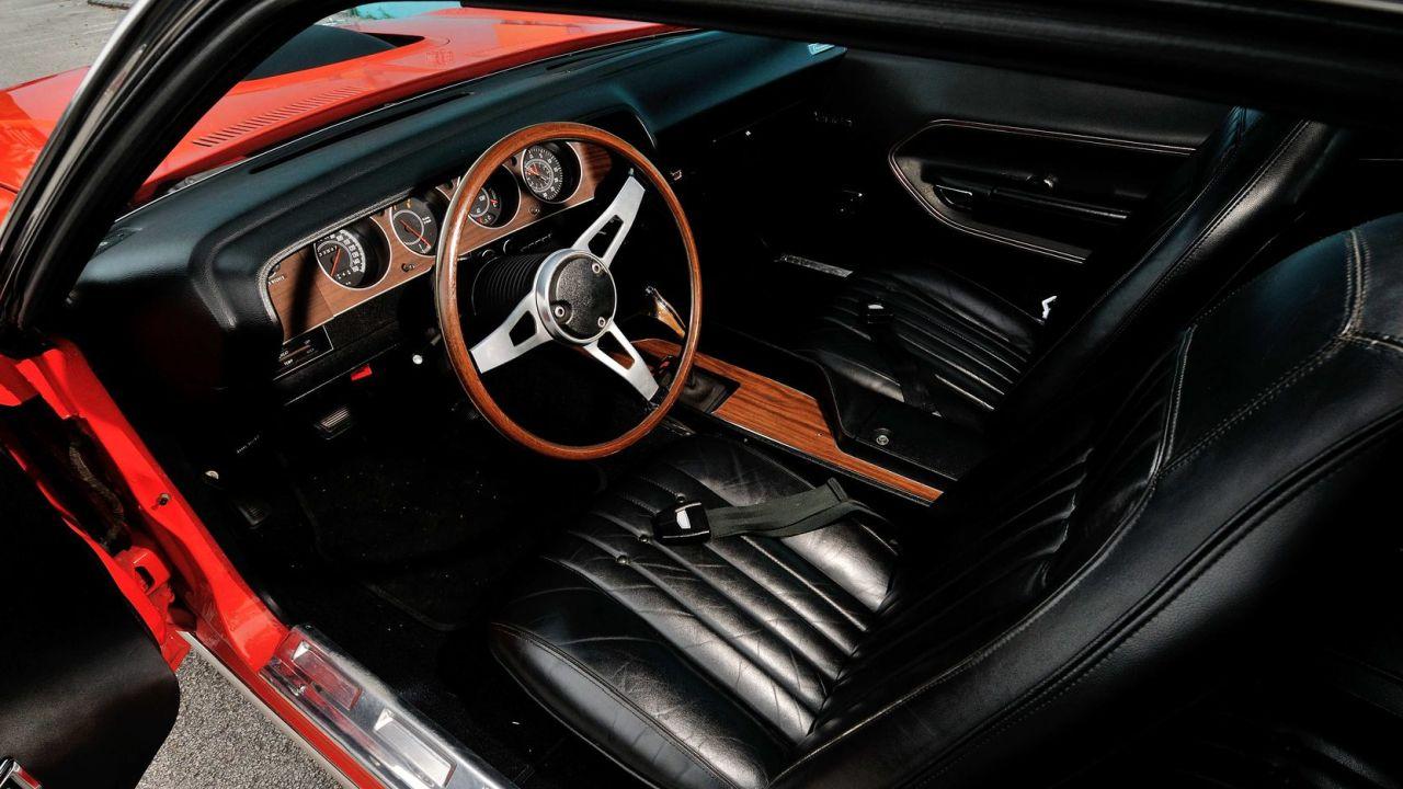 Plymouth HemiCuda 1971 - Cette fois elle sort pas de conteneur ! 8