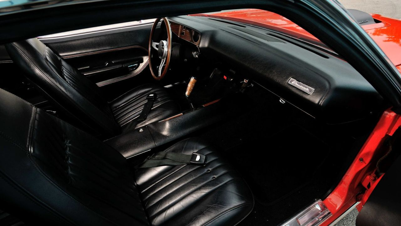 Plymouth HemiCuda 1971 - Cette fois elle sort pas de conteneur ! 4