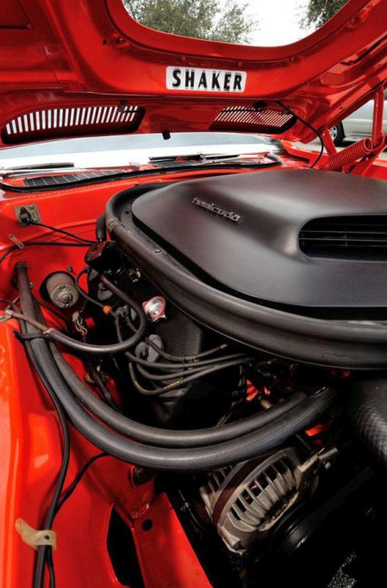 Plymouth HemiCuda 1971 - Cette fois elle sort pas de conteneur ! 5
