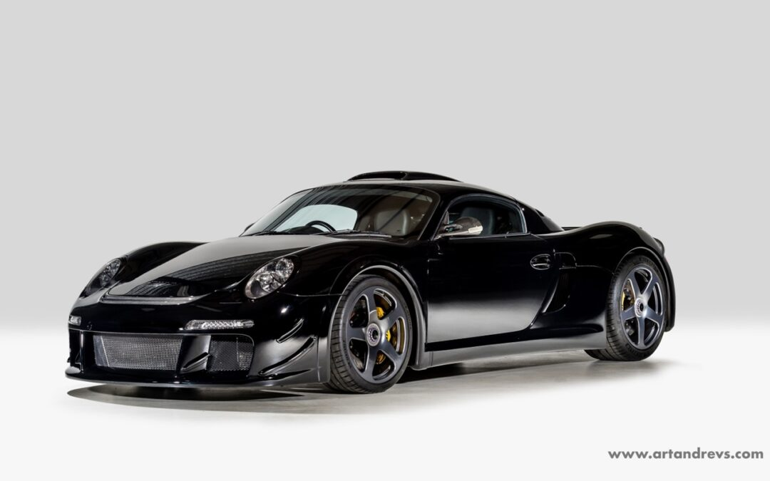 Ruf CTR3 – Super Blackbird