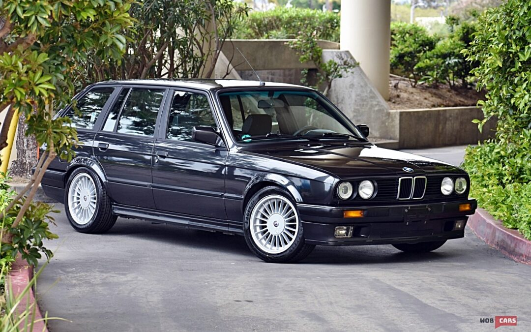 BMW E30 Touring LS – Daily Sleeper