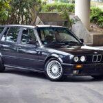 BMW E30 Touring LS - Daily Sleeper