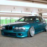 BMW M5 E39 Touring sur air... Quoi ça existe pas ?!