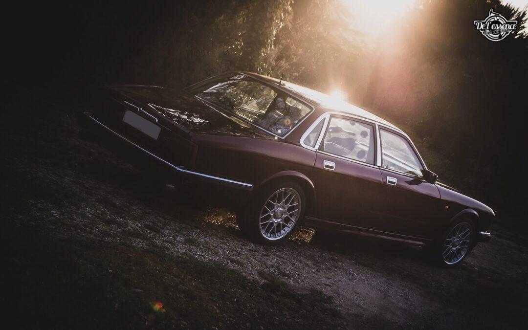 '93 Jaguar XJ40 3.2 l – Cruisin' machine !
