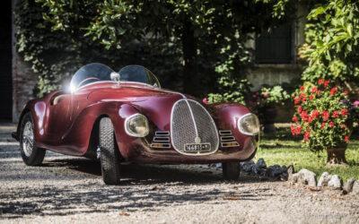 Auto Avio Costruzioni 815 – La Ferrari qui n'en était pas une mais qui valait 100 millions  !