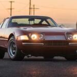 '71 Ferrari Daytona... sauce hot rod !