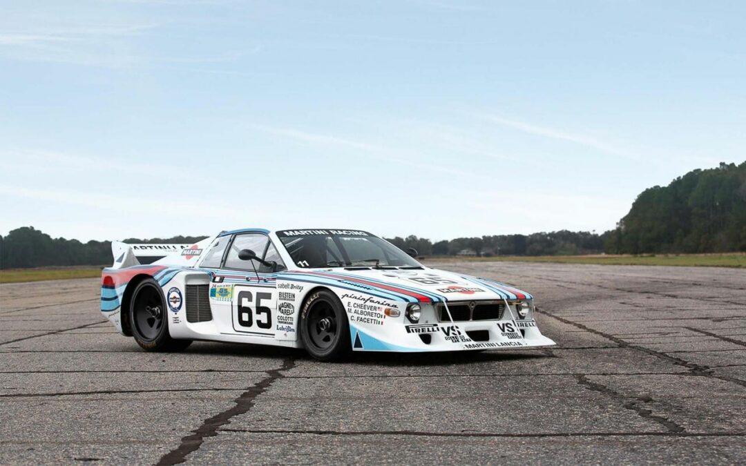 Lancia Beta Montecarlo Turbo Gr5 – Machine à gagner !