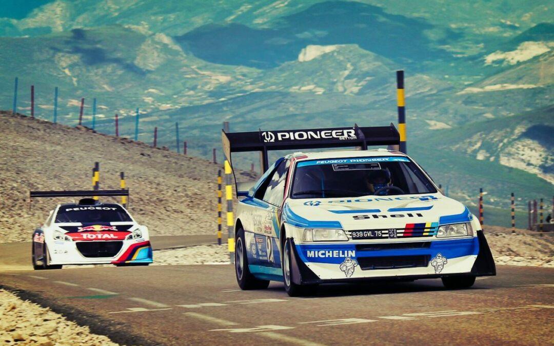 Peugeot 405 T16 Pikes Peak : Au sommet !