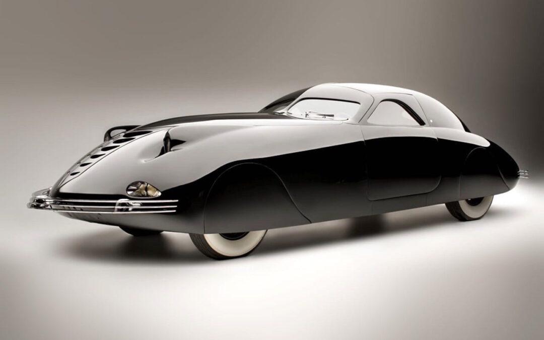 "'38 Phantom Corsair… ""Car of tomorrow"""
