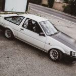 Toyota AE86 : L'Hachiroku de Sylvain Fujiwara !