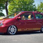 Renault Twingo - En rouge et or !