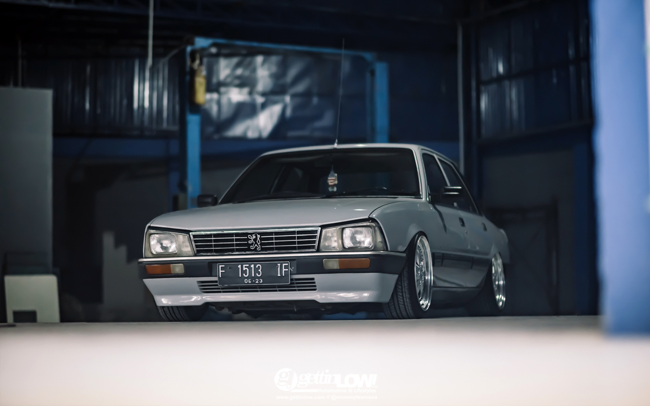'88 PEUGEOT 505 GTi - Go To Indonesia ! 6