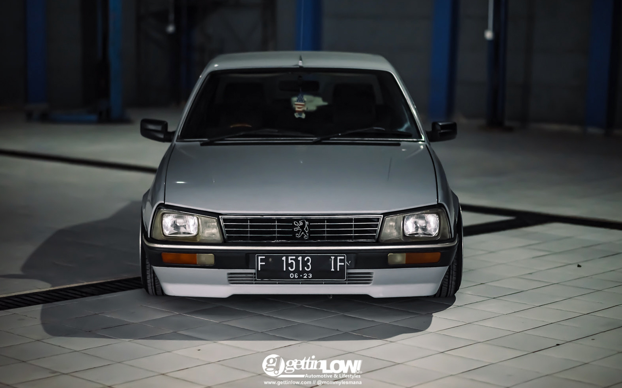 '88 PEUGEOT 505 GTi - Go To Indonesia ! 2