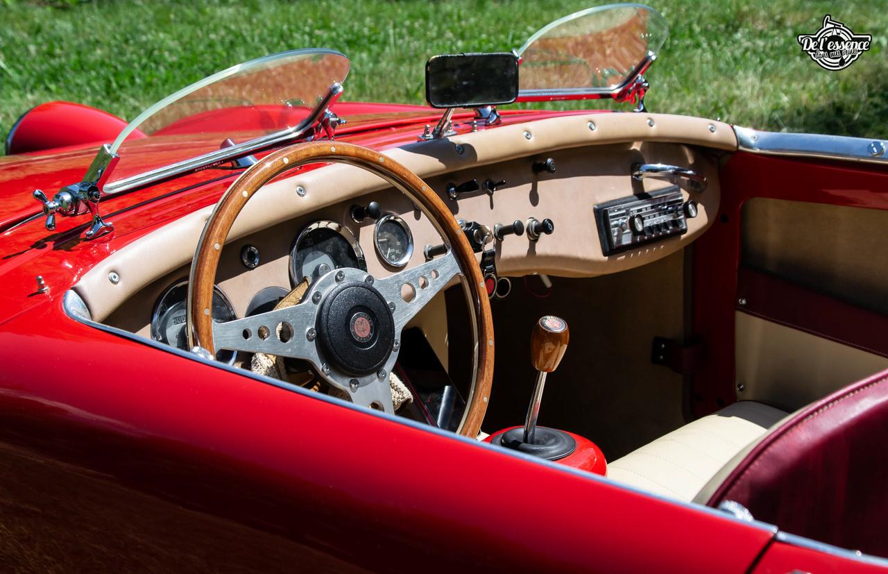 '59 Austin Healey Sprite Frogeye - Regardez la dans les yeux ! 10