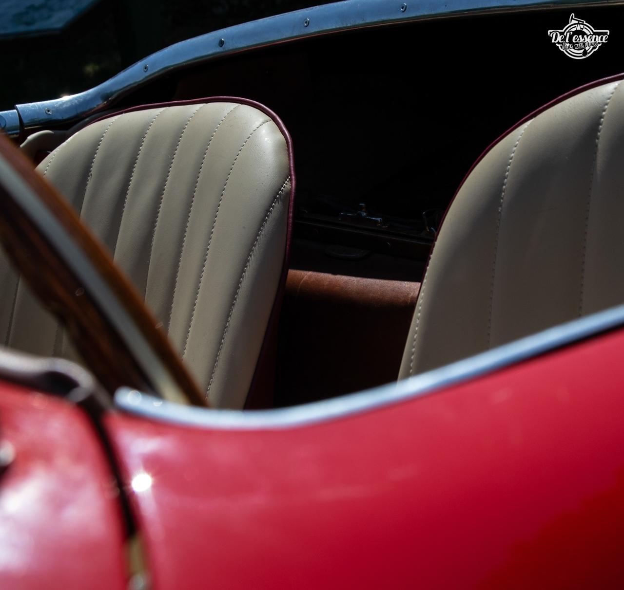 '59 Austin Healey Sprite Frogeye - Regardez la dans les yeux ! 16