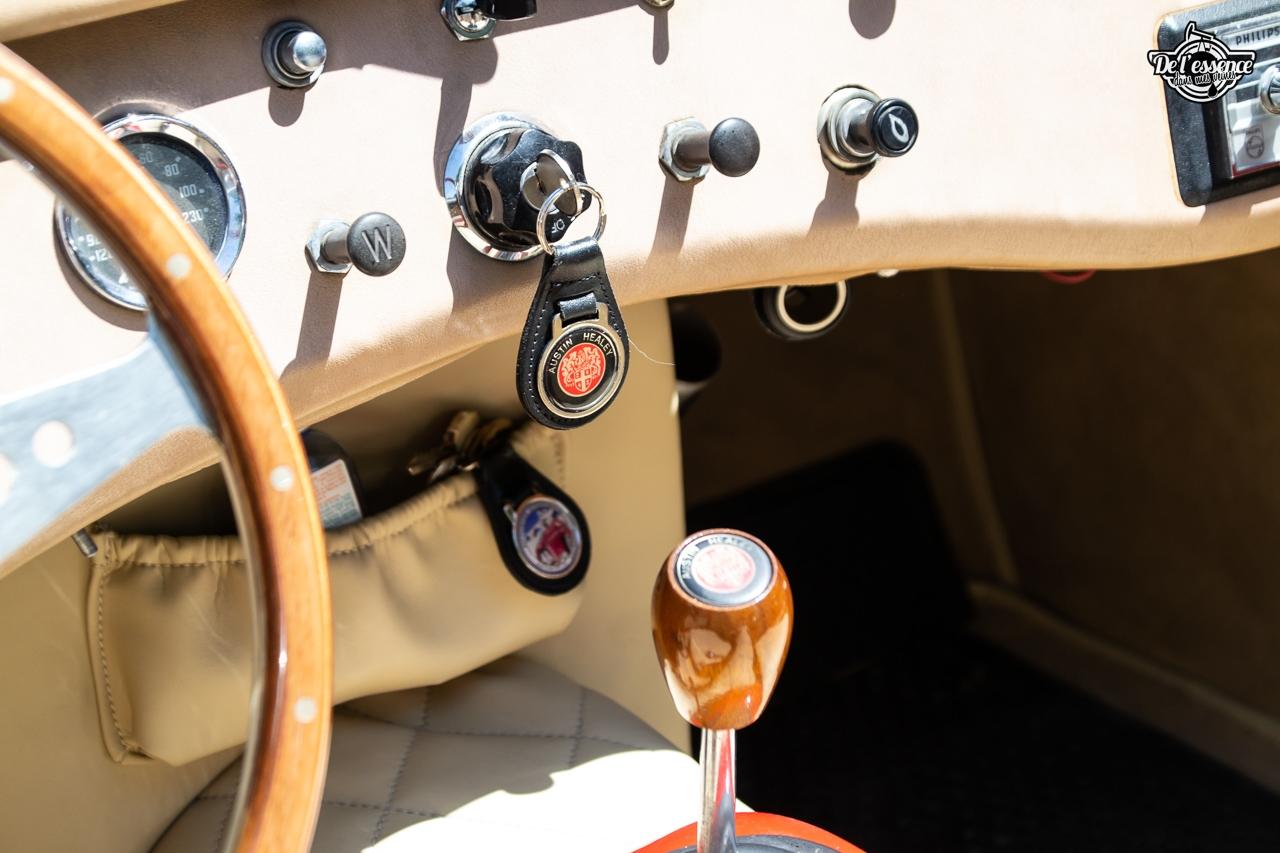 '59 Austin Healey Sprite Frogeye - Regardez la dans les yeux ! 17