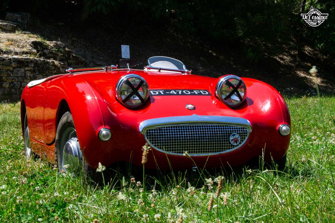 '59 Austin Healey Sprite Frogeye - Regardez la dans les yeux ! 2