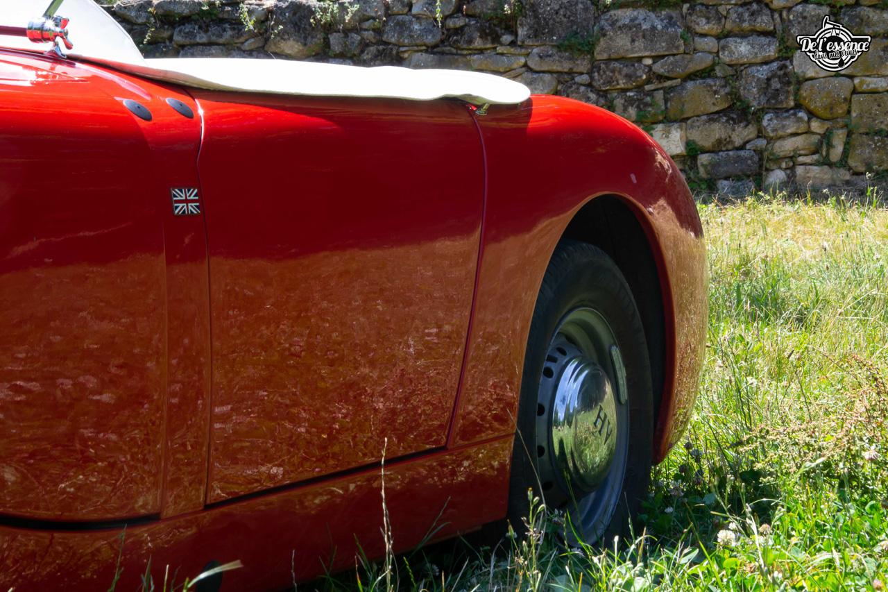 '59 Austin Healey Sprite Frogeye - Regardez la dans les yeux ! 6