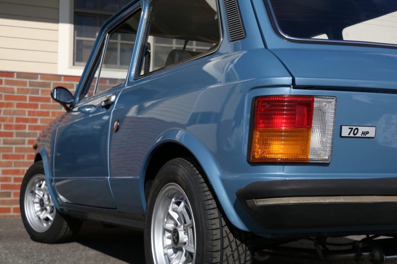 '77 Autobianchi A112 Abarth... Une GTi sans le i ! 8