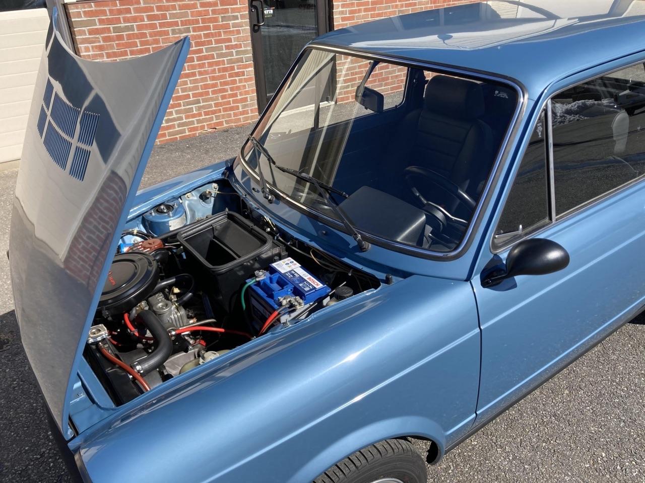 '77 Autobianchi A112 Abarth... Une GTi sans le i ! 9