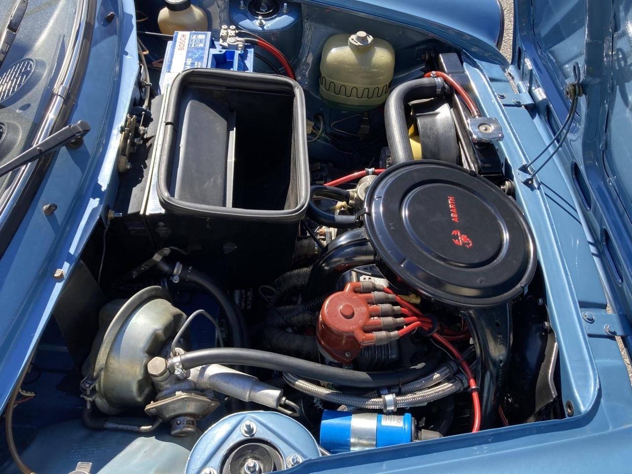 '77 Autobianchi A112 Abarth... Une GTi sans le i ! 10