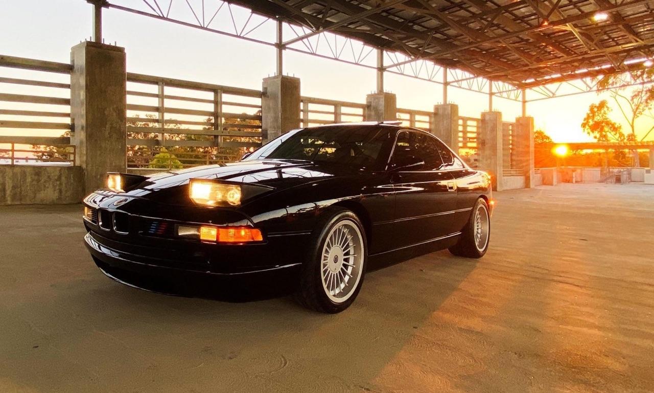 BMW 850 CSi - Elle en aurait mérité plus ! 9