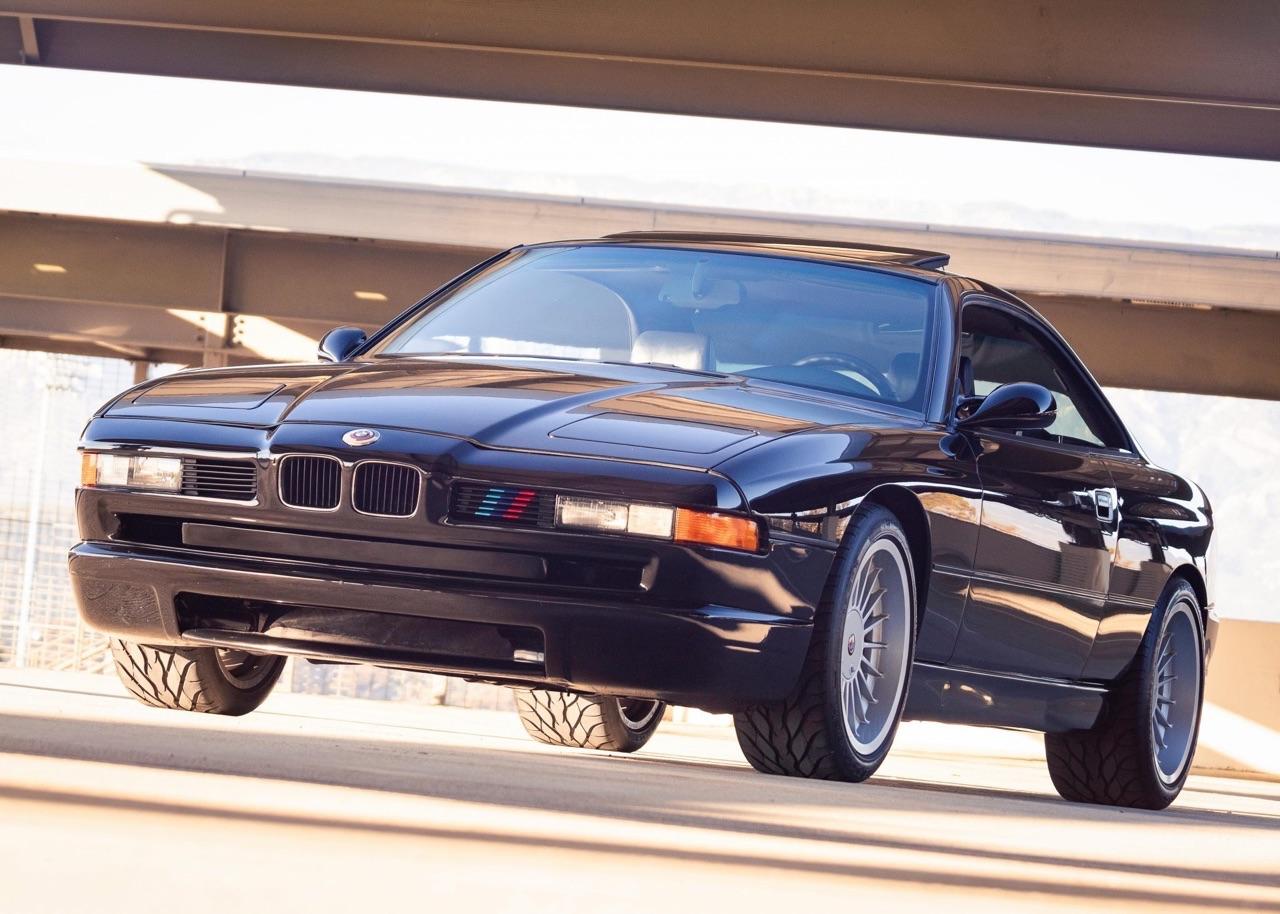 BMW 850 CSi - Elle en aurait mérité plus ! 3
