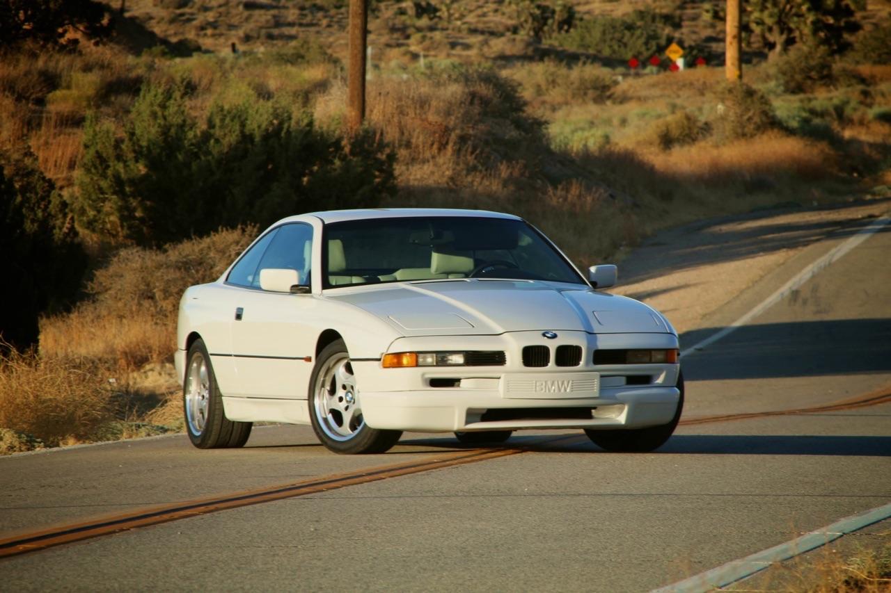 BMW 850 CSi - Elle en aurait mérité plus ! 2