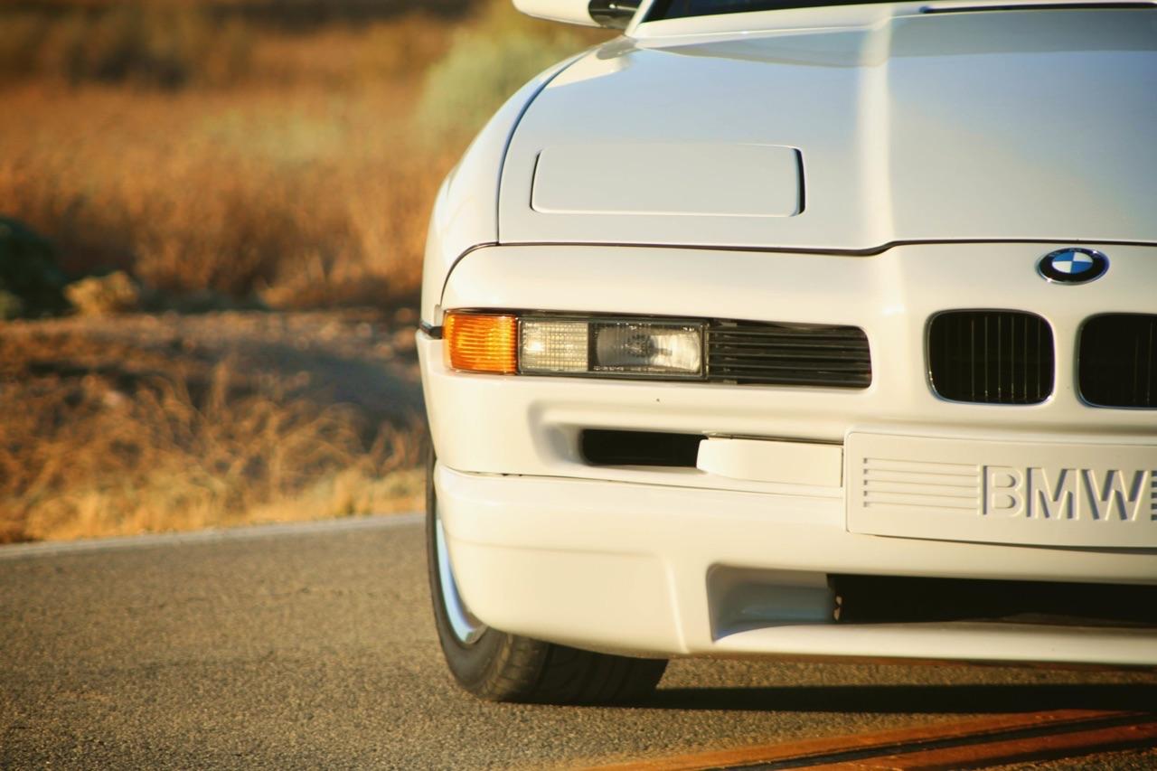 BMW 850 CSi - Elle en aurait mérité plus ! 1