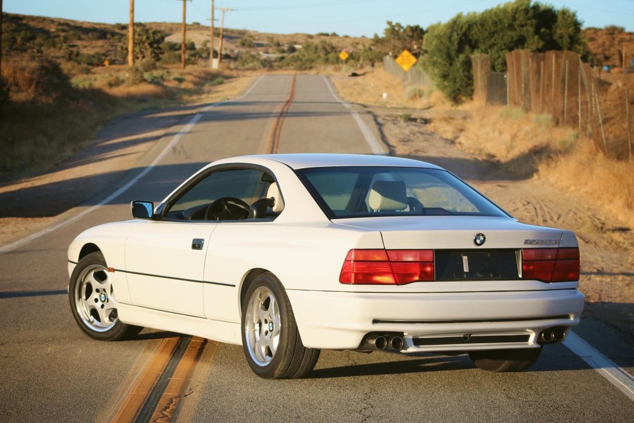 BMW 850 CSi - Elle en aurait mérité plus ! 4