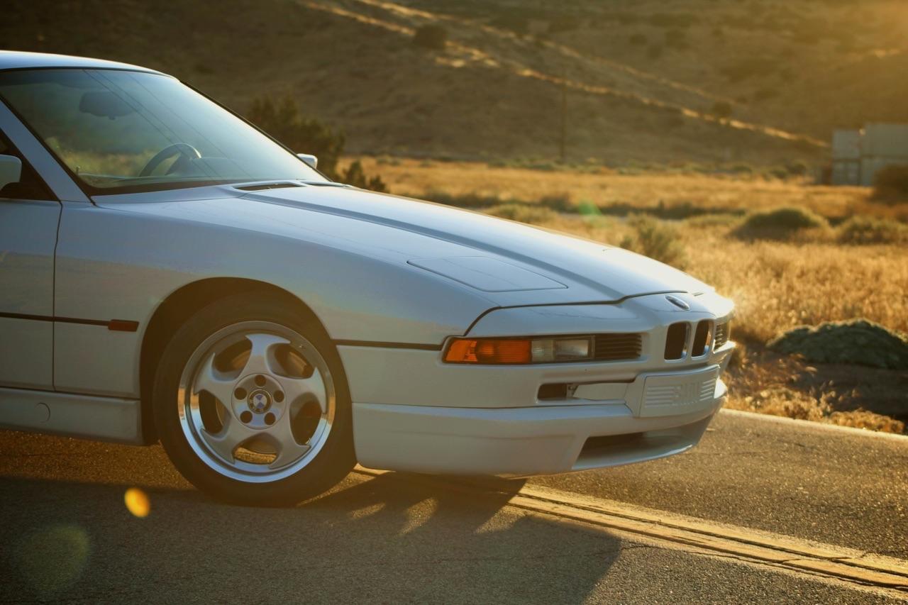 BMW 850 CSi - Elle en aurait mérité plus ! 6
