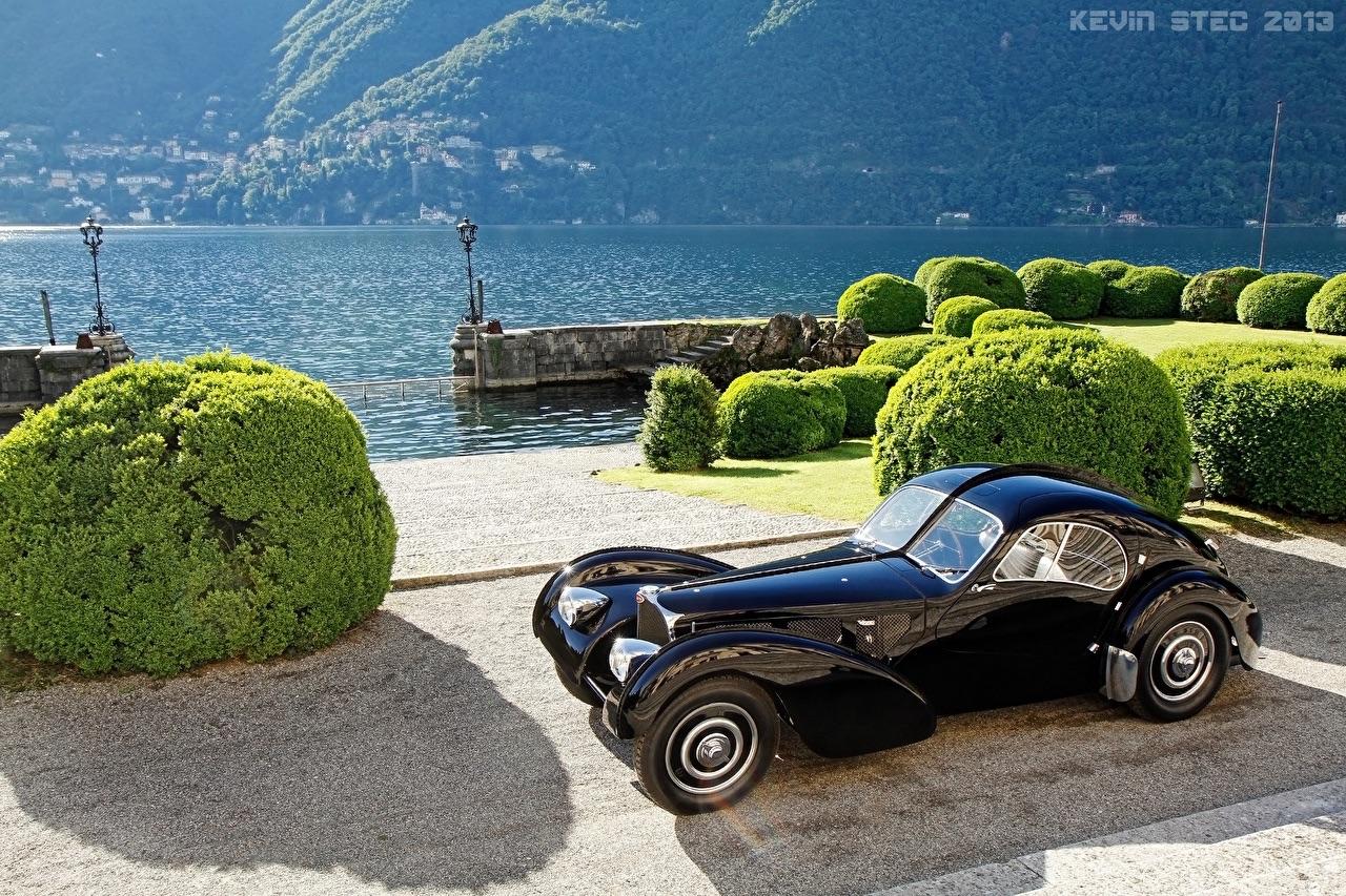 Bugatti Type 57 Aérolithe... ou appelez la Atlantic 18