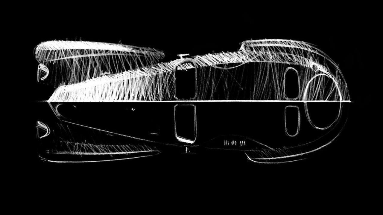 Bugatti Type 57 Aérolithe... ou appelez la Atlantic 1