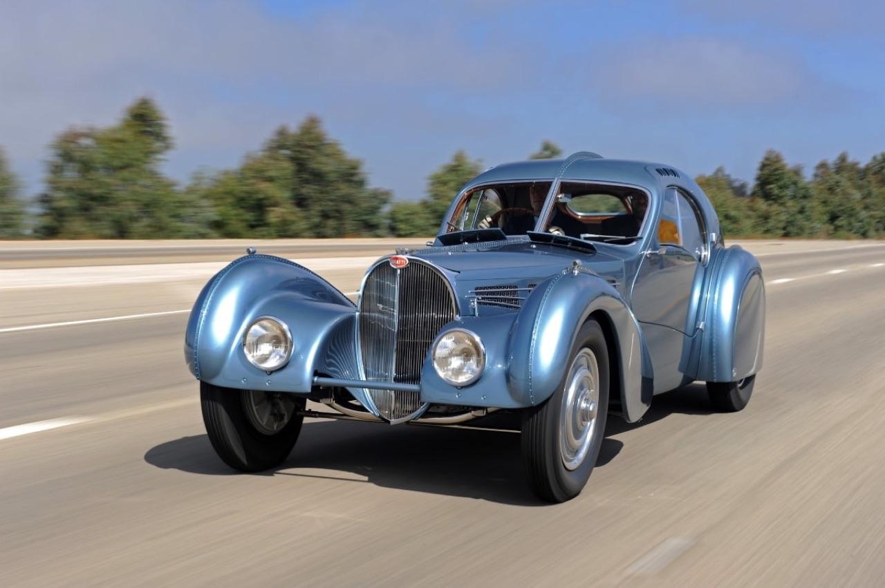 Bugatti Type 57 Aérolithe... ou appelez la Atlantic 2