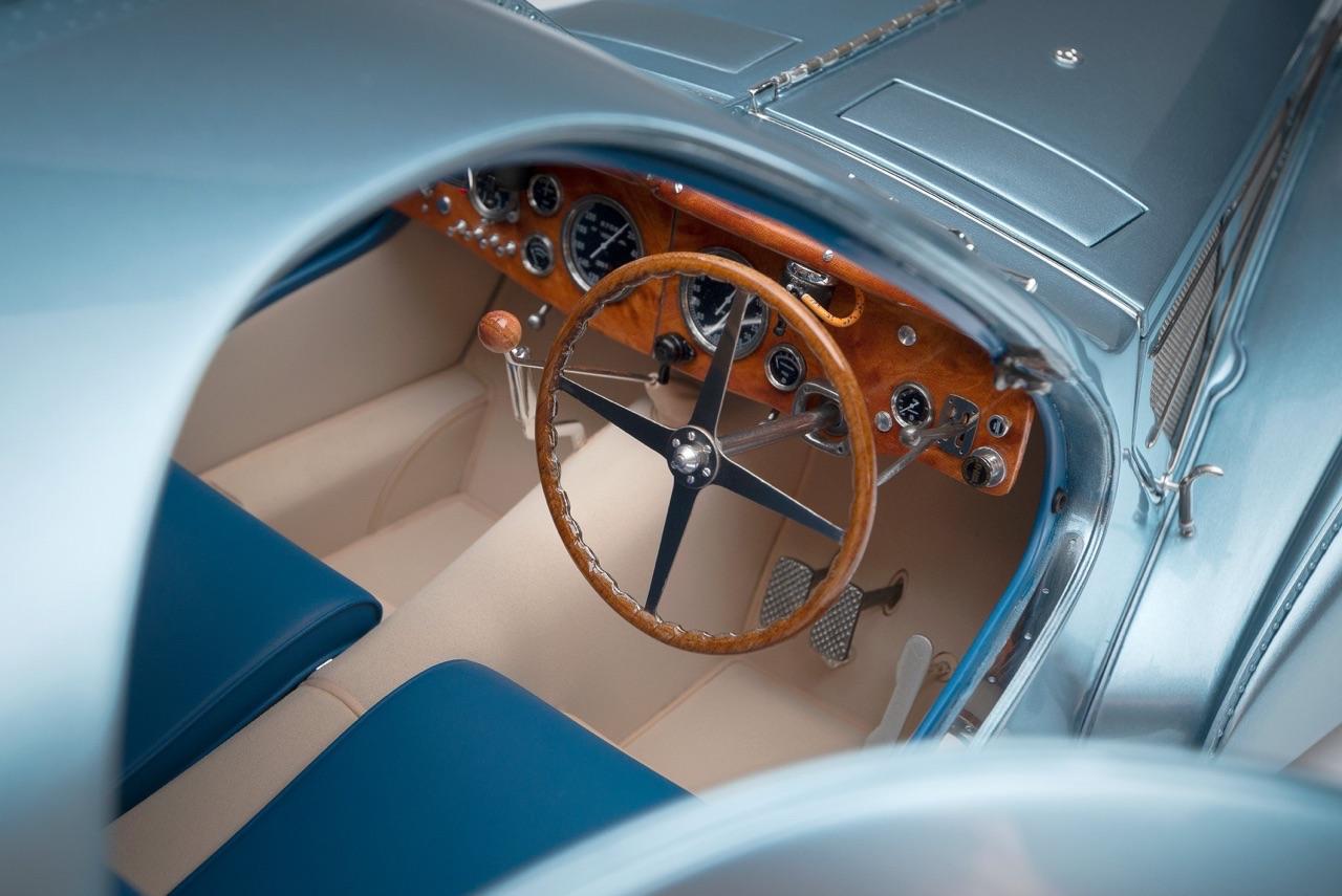 Bugatti Type 57 Aérolithe... ou appelez la Atlantic 9