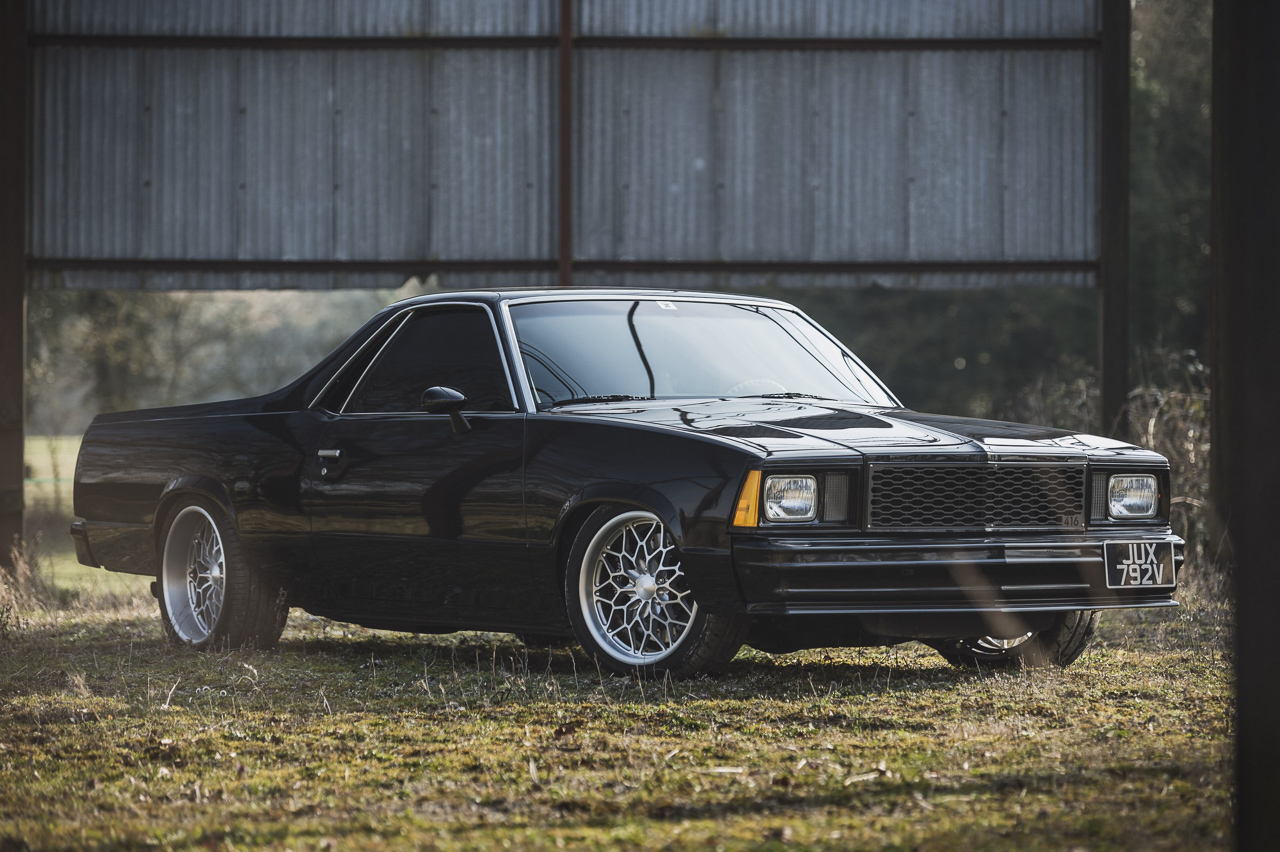 '80 Chevrolet El Camino Gas Monkey - The Kaufman Touch' ! 10