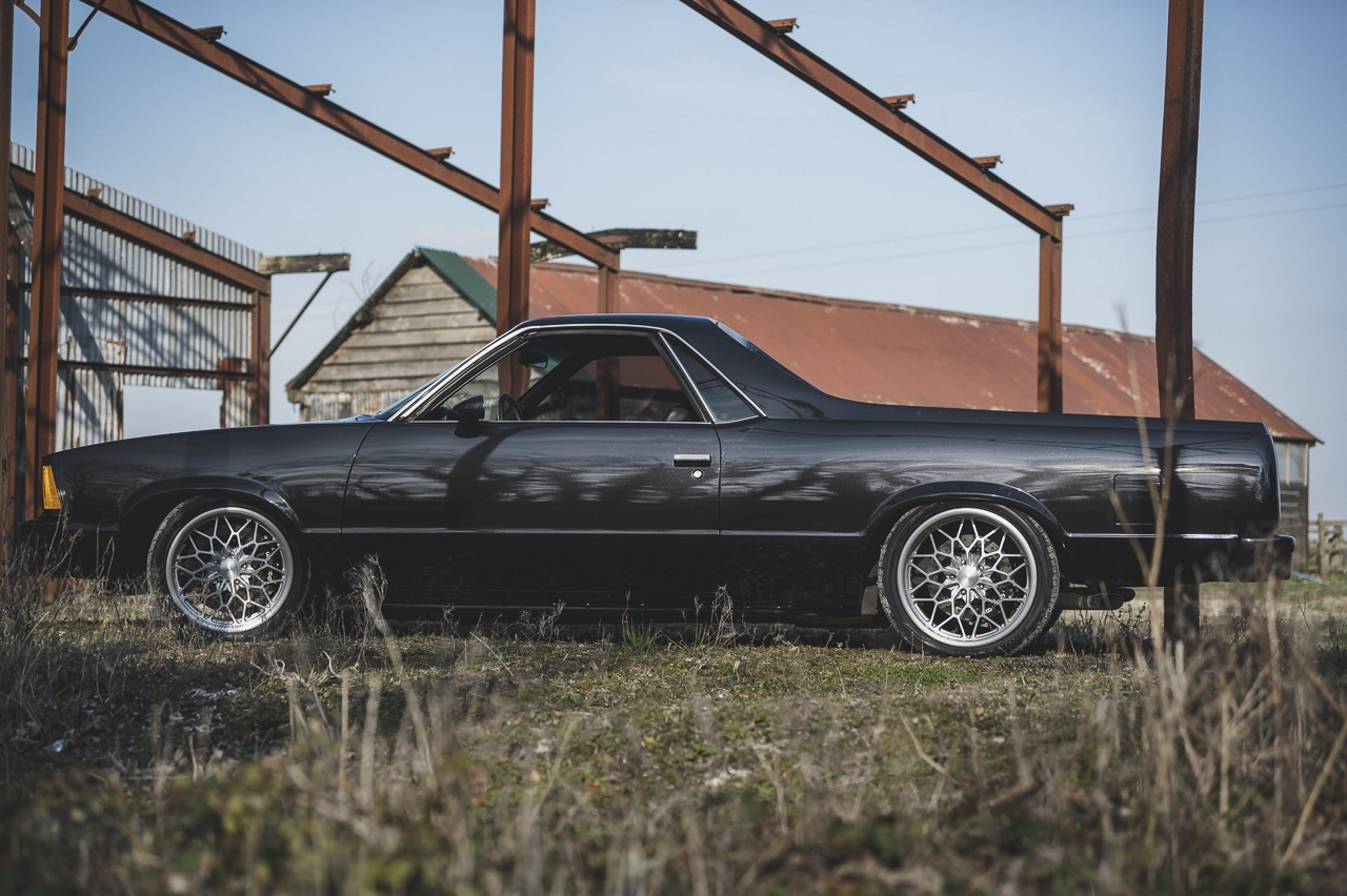 '80 Chevrolet El Camino Gas Monkey - The Kaufman Touch' ! 6