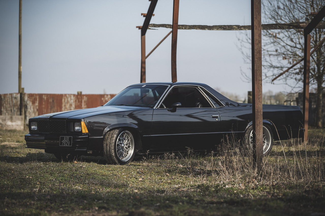 '80 Chevrolet El Camino Gas Monkey - The Kaufman Touch' ! 2