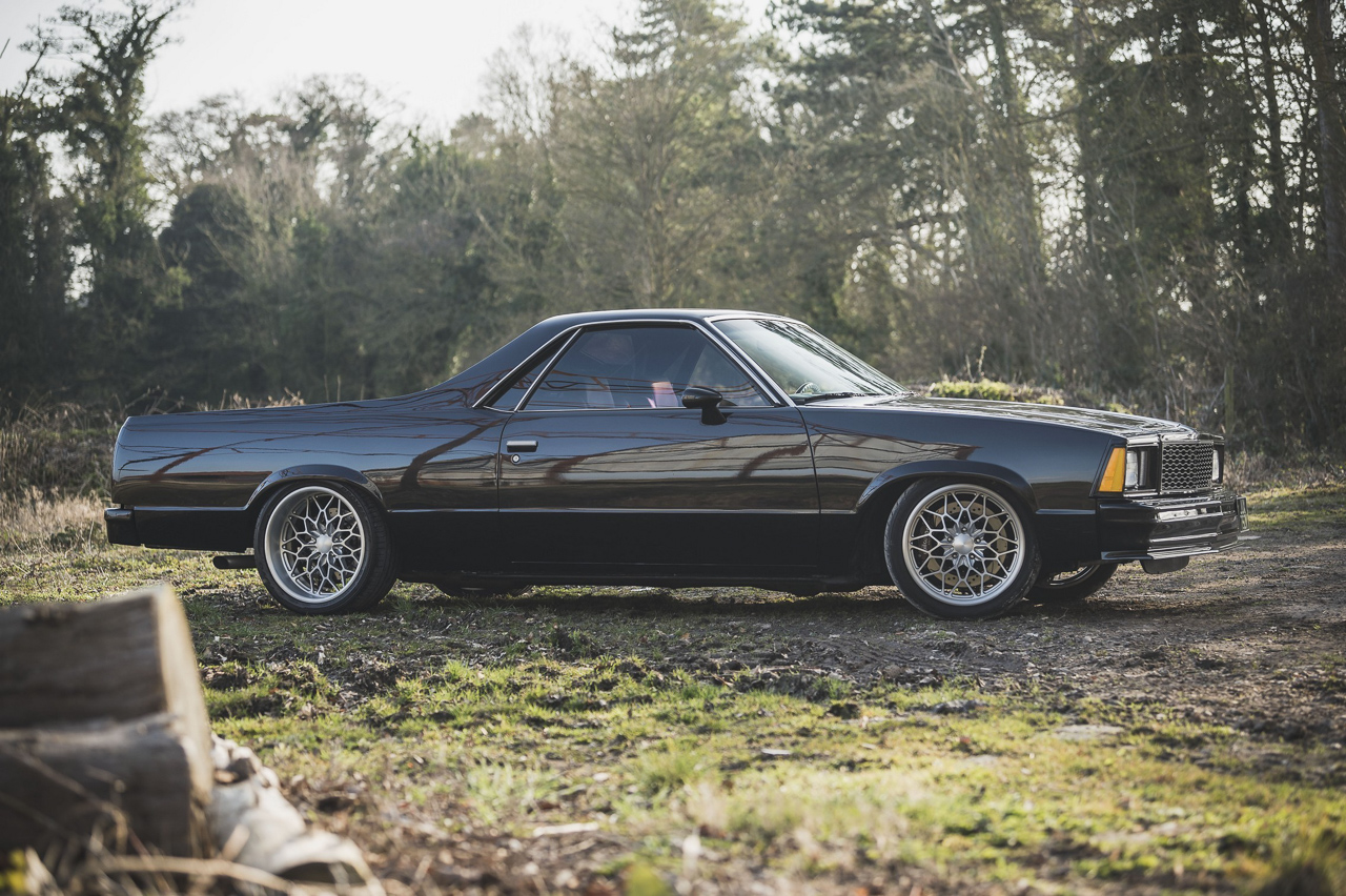 '80 Chevrolet El Camino Gas Monkey - The Kaufman Touch' ! 1