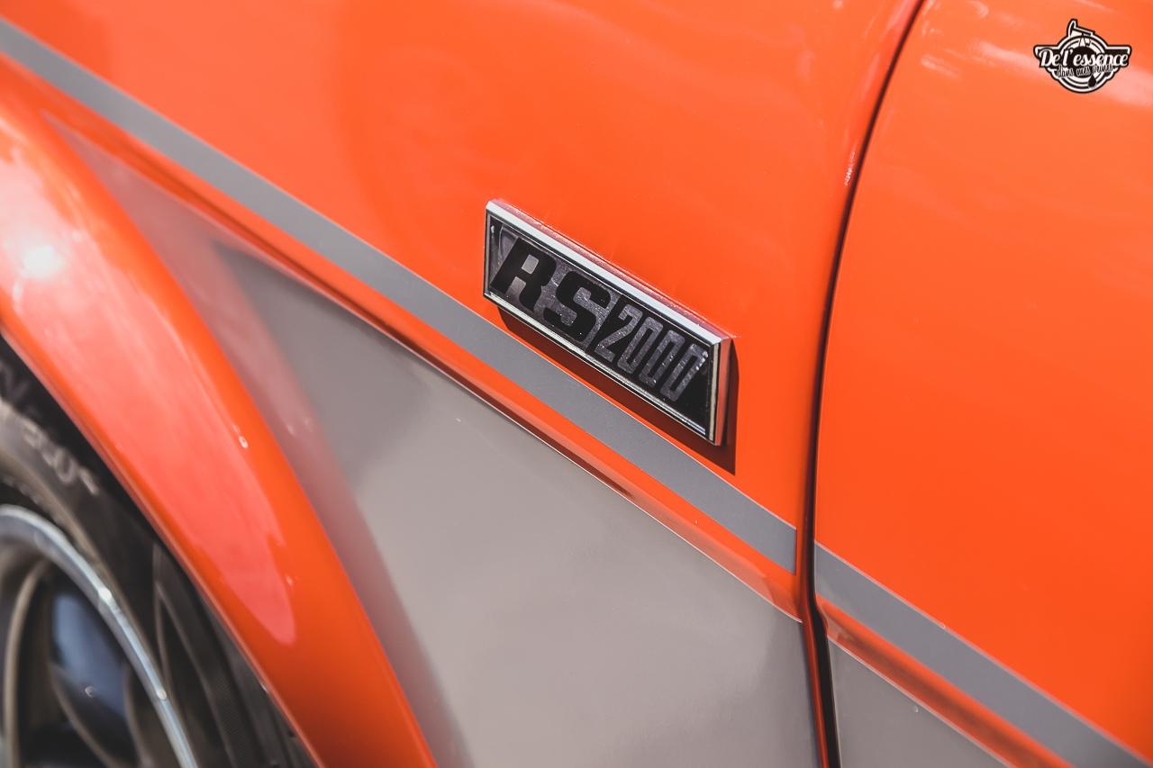 Ford Escort RS2000 Mk1 : Restomod pour resto Ford ! 6