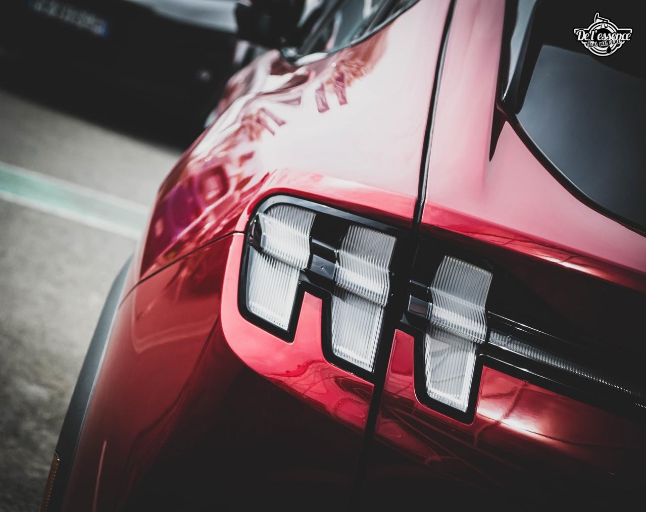 Ford Mustang Mach-E... Pffffff, fait E-èch ! 1