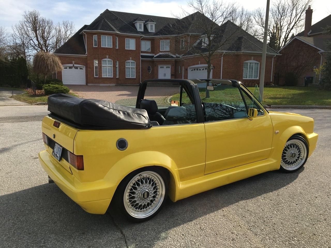 '87 VW Golf Cab VR6... Booyaka, booyaka ! 21