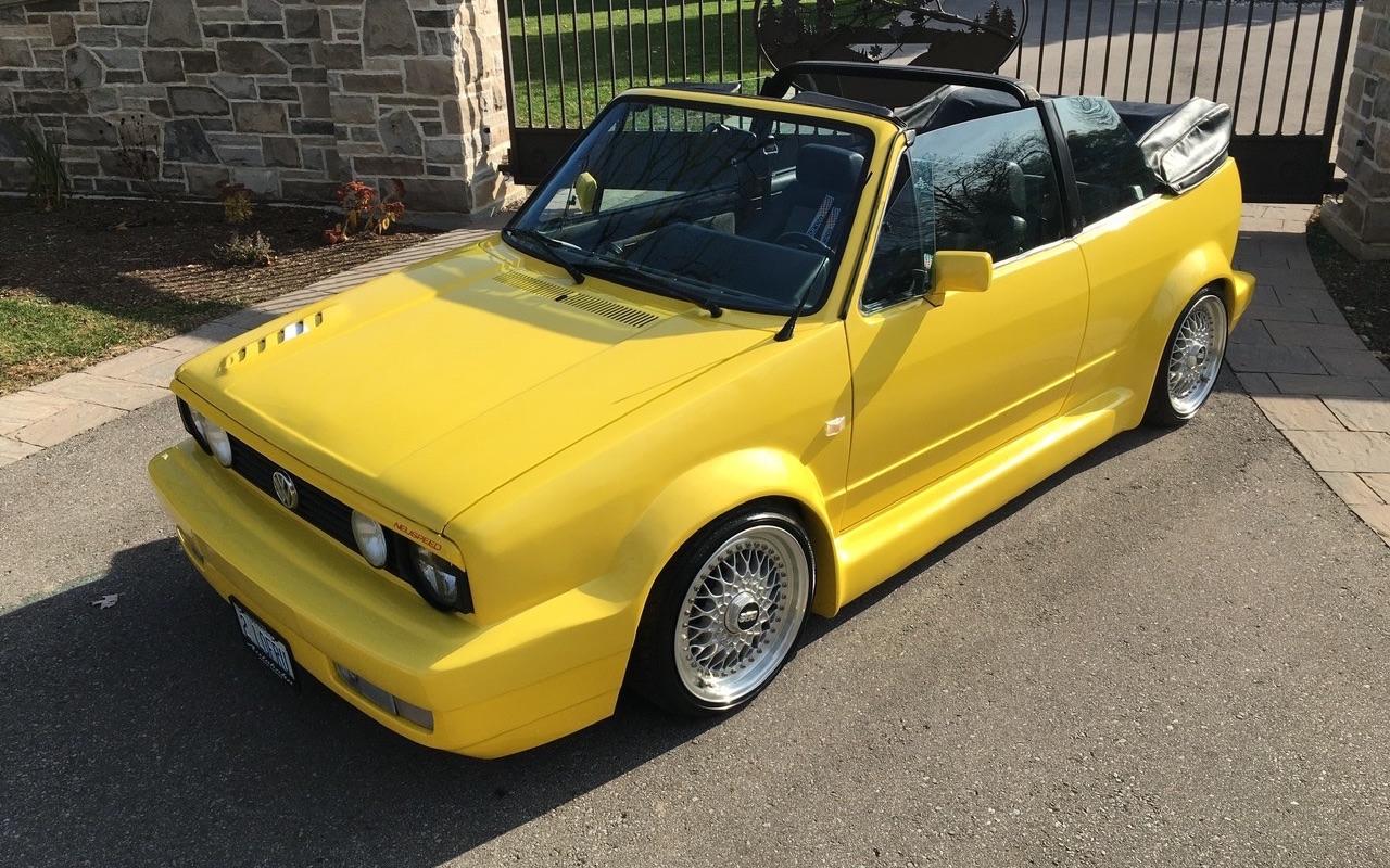 '87 VW Golf Cab VR6... Booyaka, booyaka ! 20
