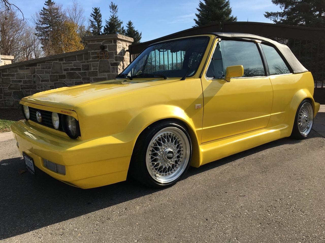 '87 VW Golf Cab VR6... Booyaka, booyaka ! 19