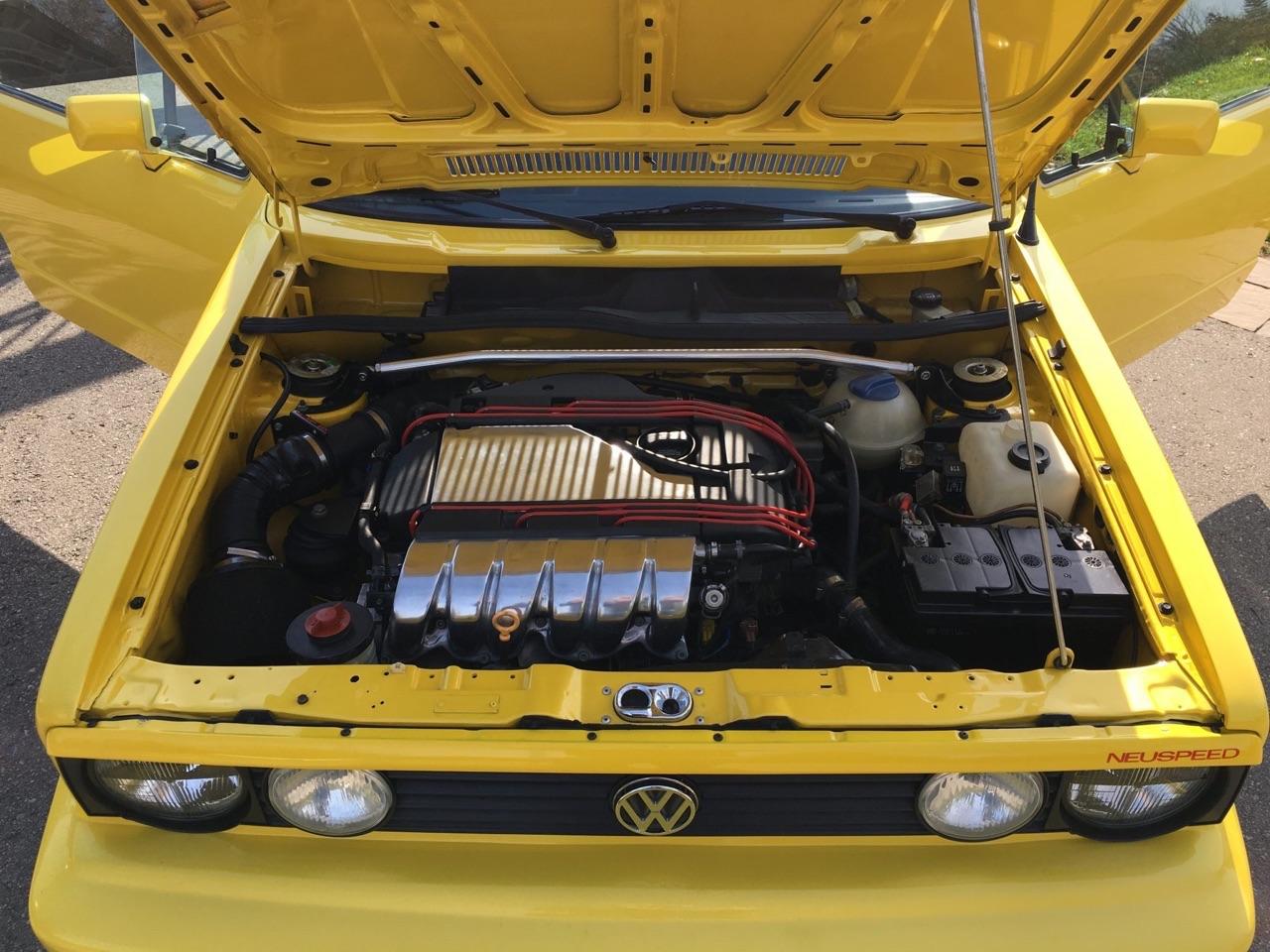 '87 VW Golf Cab VR6... Booyaka, booyaka ! 25