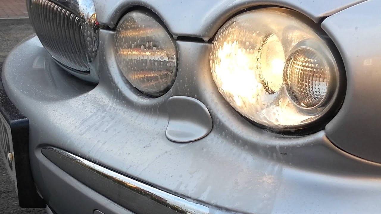 Headlights washer, le truc qui fait pschiiiittt ! 4