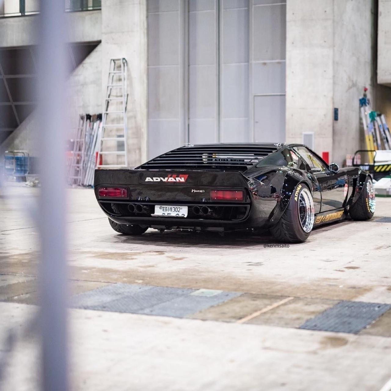 Lamborghini Miura - Quand Liberty Walk s'en mêle ! 36