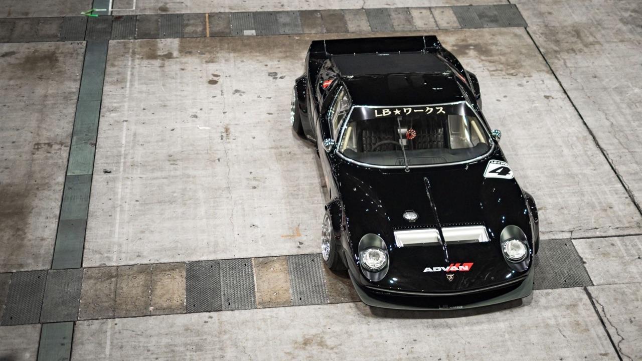 Lamborghini Miura - Quand Liberty Walk s'en mêle ! 43